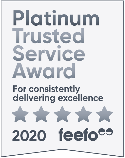 2020 Platinum Trusted Service